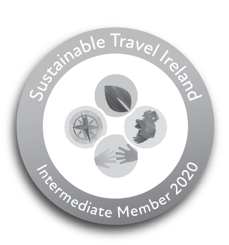 Intermediate membership label logo