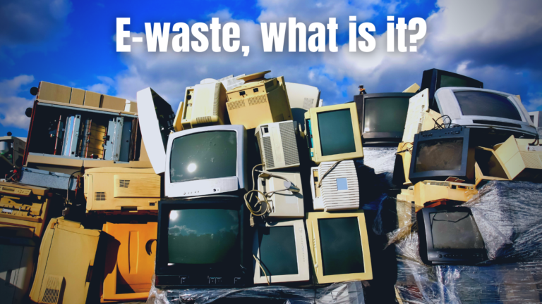 Electronic Waste: What Is It And How Do We Dispose Of It?