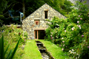 Blackstairs Eco Trails Restored Barn