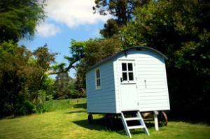 Blackstairs Eco Trails Shepard Huts