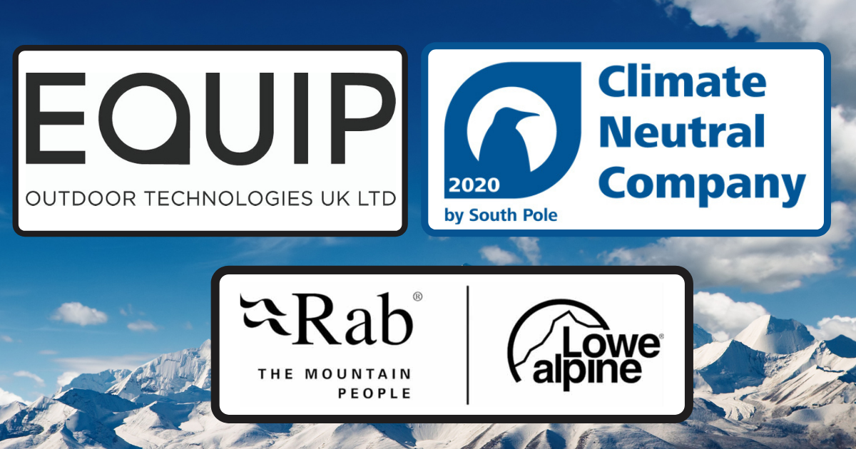 Rab & Lowe Go Carbon Neutral With South Pole