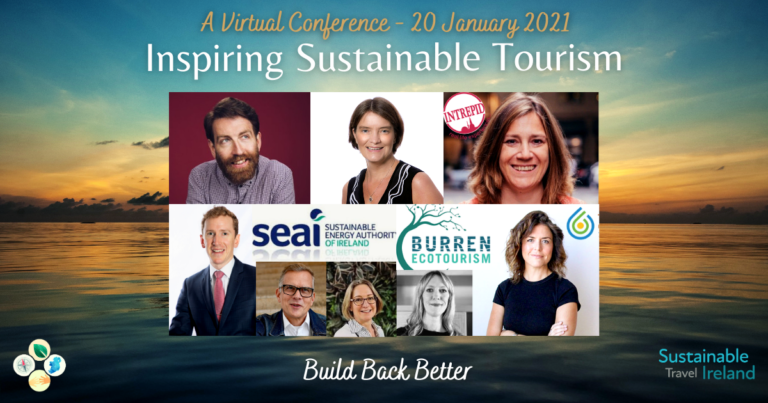 Inspiring Sustainable Tourism Conference 2021