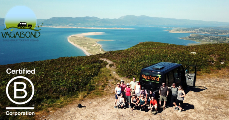 Vagabond Tours Achieves B Corporation Certification